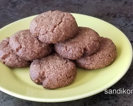 "Keto ""Peanut Butter"" Cookies"