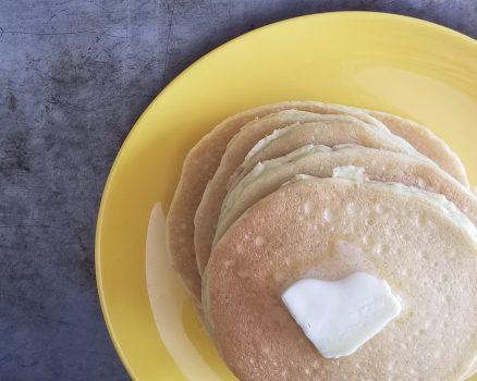 Keto Almond Flour Pancakes