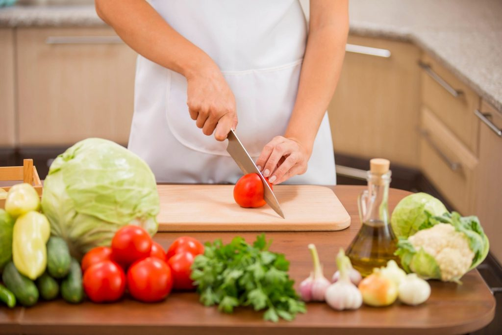 cooking and prep service
